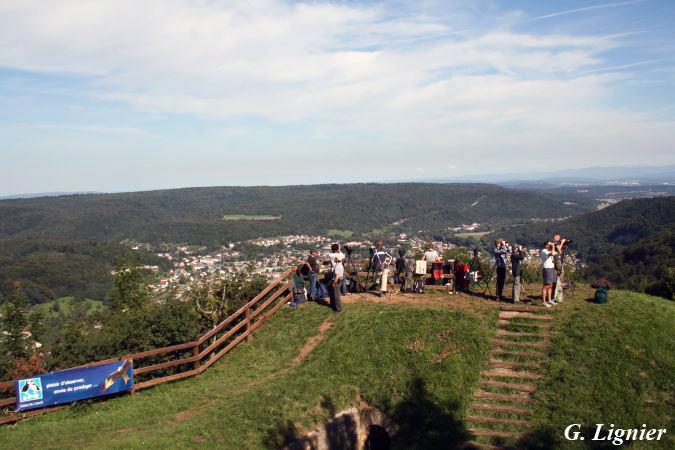 observatorio de cret des roches