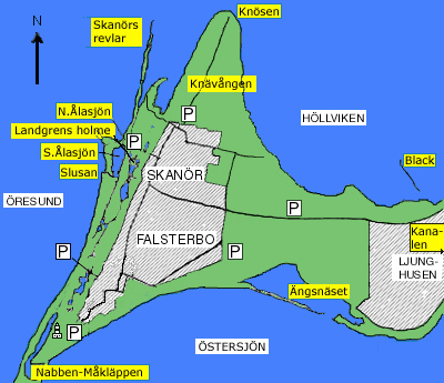 mapa observatorios