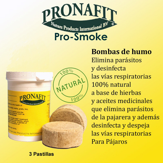 desinfeccion pronafit