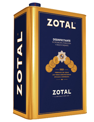 desinfeccion zotal