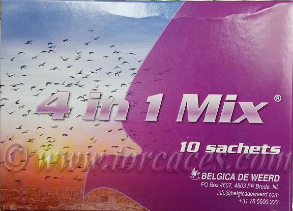 4 en 1 mix belgica de weerd