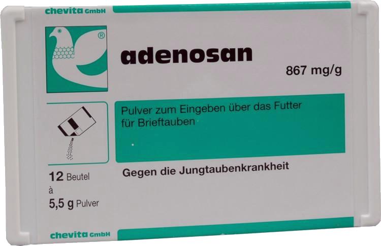 ecoli adenosan